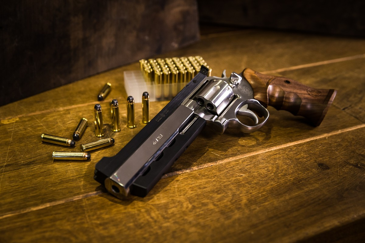 Smith & Wesson Type 686